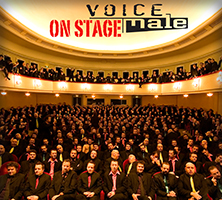 Voice Male - On Stage